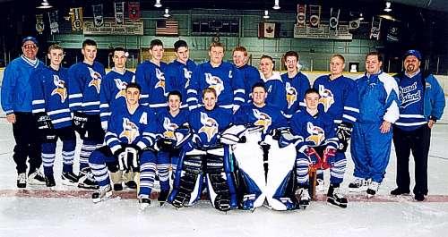 Grand Island Vikings Hockey