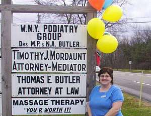 massage therapy school rochester ny