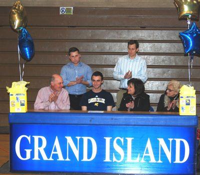 Grand Island High School Graduation